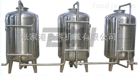 水处理设备预处理
