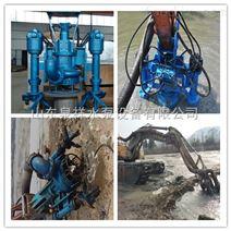 挖掘机吸泥泵 挖机泥浆泵批发价-厂家直销
