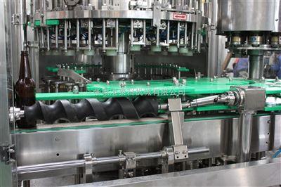 玻璃瓶灌装生产线设备