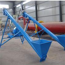 镀锌管螺旋提升机 优质给料机供应