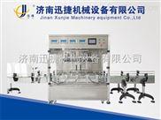 xj-3r4-迅捷调和油灌装机