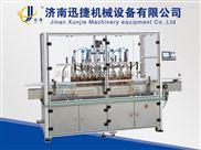济南食用油定量灌装机  准确定位无滴漏 自动定量灌装机