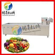 TS-X300-限量特价洗菜机 大型洗菜机 气泡循环清洗 果蔬洗菜机