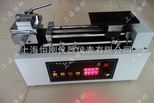 无锡电动卧式拉力试验机,卧式电动拉力机