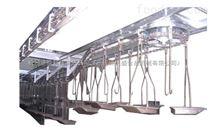 生猪悬挂式白脏同步检疫输送机