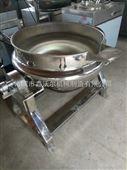 肉制品可倾式蒸煮锅 猪头蒸煮设备