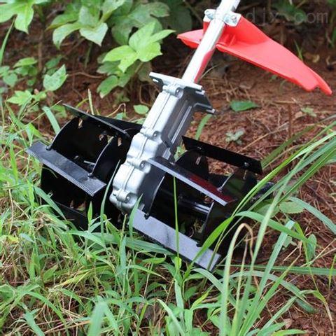 小型便携式除草机 菜园除草旋耕机三效合一