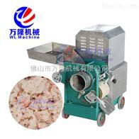 SC-200鱼肉提取机 虾头肉虾膏采出机 鱼虾采肉设备