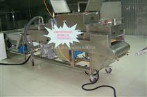 自动上浆裹粉油炸机