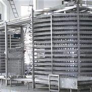 LXSD-1000烧麦螺旋式速冻机 天津包子螺旋式速冻机 花式面点双螺旋速冻机