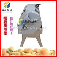全自动土豆切丝机 红薯萝卜切片机 切丝机 切丁切块机