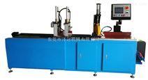 铝材伺服自动开料锯 铝型材数控下料机