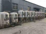 酒店啤酒机械价格   个人自酿啤酒设备