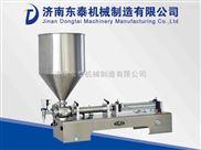 东泰全自动膏体灌装机用强悍的技术带动了企业的生产效率