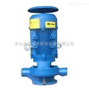 空调系统循环管道离心泵 GD型清水管道泵