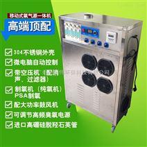 pp瓶子、PE材质食品塑料桶灭菌臭氧发生器