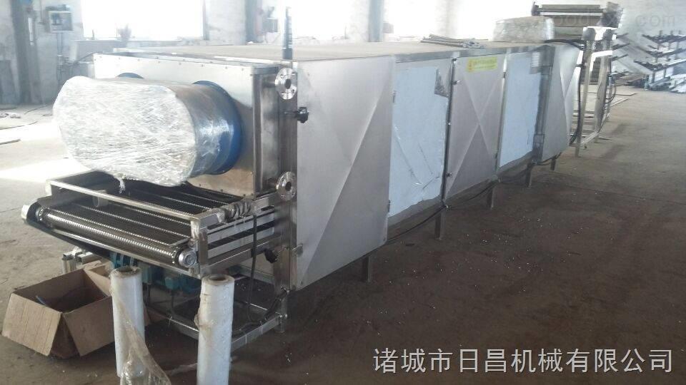 网带式烘干机