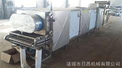 菊花网带式烘干机