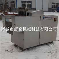SQK-350鸡鸭带骨切块机价格  湖南常宁