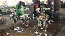 电动吸吮式刷式过滤器