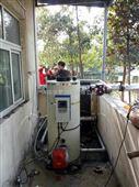 燃油燃氣熱水鍋爐設備