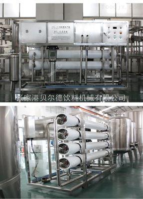 WTS-4反渗透水处理设备