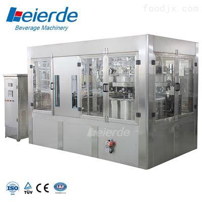 RGF 24-24-8全自动玻璃瓶果汁生产线