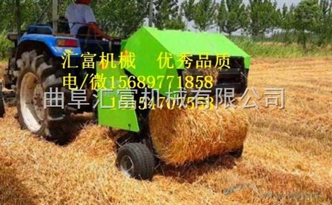 山东 麦秸秆捡拾打包机多少钱一台