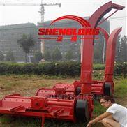厂家生产玉米秸秆青贮机 秸秆回收机价格