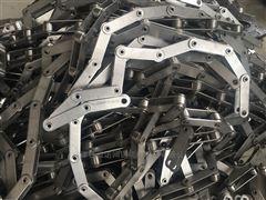 C2082不锈钢双节距输送链条