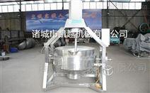 供应100L半自动行星炒锅  液化气加热