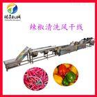 定制中央厨房生产线 果蔬加工流水线设备