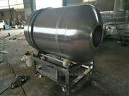 BL-600L辣条滚筒拌料机 鱼干调味桶