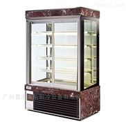普洛莱斯立式高清展示蛋糕展示冷藏保鲜柜