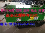 RF-LD-柴油电启动开沟机 自走式多功能施肥机