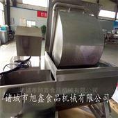 TW-106食堂快餐自动清洗出料万能洗菜机
