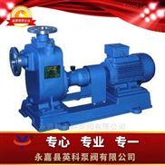 直联式自吸排污泵