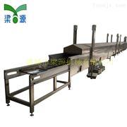 大型鱼豆腐蒸汽流水线 蟹排蒸汽生产线