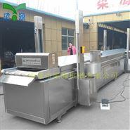 全自动上罩提升锅包肉油炸生产线多少钱