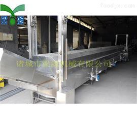 LY-4全自动甜不辣成型蒸煮生产线