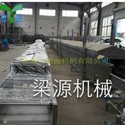 全自动鱼豆腐蒸汽隧道流水线