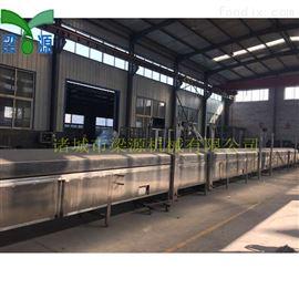 大型连续网带式蒸汽生产线多少钱 蒸线