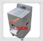 绞切肉块机羊肉串丁粒小型电动多功能多少钱