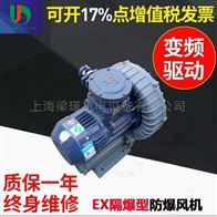 EX-G-7.5中国台湾梁瑾防爆高压鼓风机