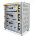 厨宝KB-30三层六盘商用燃气烤箱