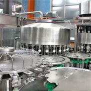厂家供应常压瓶装水高速三合一灌装封口机