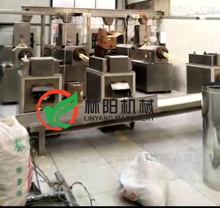 锅巴麻花妙脆角生产线