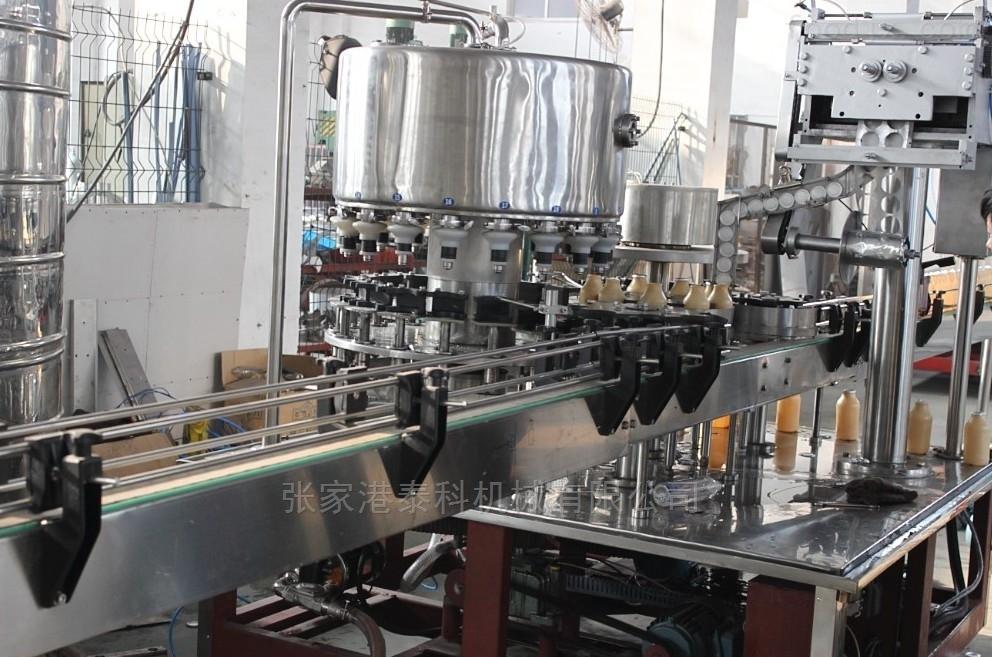 铝箔封口灌装机
