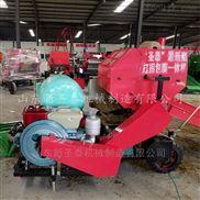 YK-5552C-柴油机款青储打捆包膜机厂家