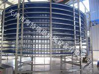 HT-LQT01面包饼干螺旋式冷却塔  面团螺旋醒发塔